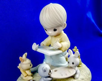 He Is My Inspiration Precious Moments Figurine