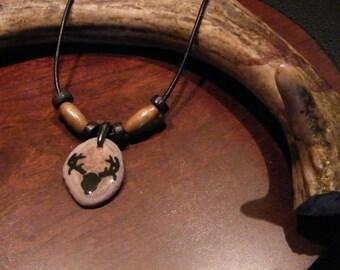 deer antler jewelry, deer skull jewelry, deer antler necklace, deer skull necklace, bone jewelry,rustic jewelry,antler slice necklace