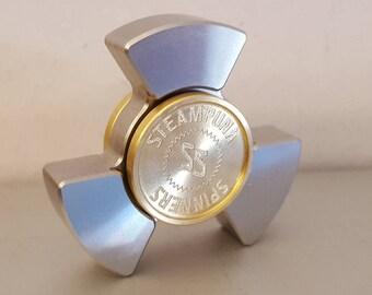 PHAT BOY JUNIOR  R188 Fidget Spinner in Stainless Steel
