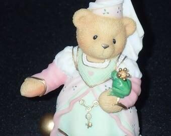 Enesco Cherished Teddies 1998 Winnie Figurine #481696 NEW IN BOX