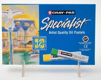 Cray-Pas Specialist oil pastels, set of 12