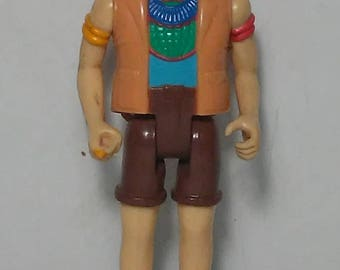 1991 Tiger Toys Captain Planet and the Planeteers Ma-Ti Loose Action Figure