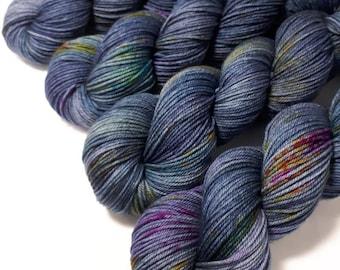 Hand dyed Merino Wool DK 120 g