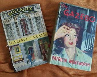 Two Vintage Decor Books 1948 and 1958