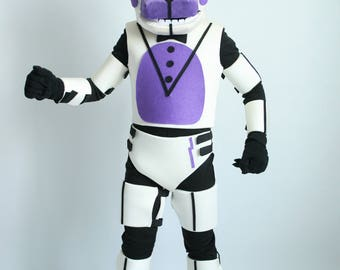 Funtime Freddy costume for kids, Five nights at Freddy's fnaf Freddy costume