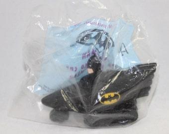 Batman Press N Go Returns 1991 Vintage McDonald's Happy Meal Toy Figurine New Sealed Unopened