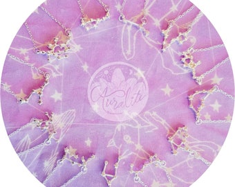 Dainty Zodiac Astrology Constellation Necklaces