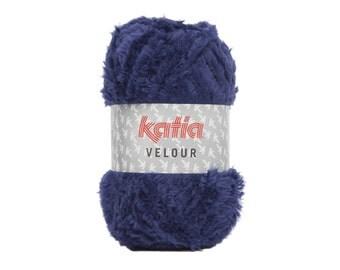 Velour Yarn, Katia Yarn, Fun Yarn, Katia Velour, Soft Yarn, Baby Clothes Yarn, Yarn For Scarf, Knitting Yarn, Crochet Yarn, Crochet Supplies