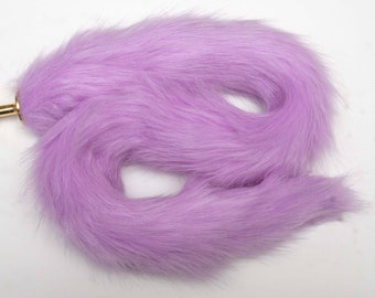 "Cat Tail 30"" (76cm) with Detachable metal Plug.  10 Tail colours Available."