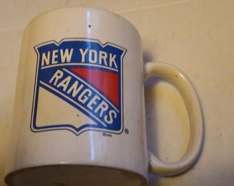 NHL New York Rangers mug