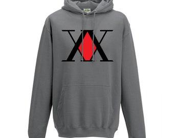 Hunter X Hunter, Hunter association logo hoodie