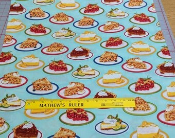 Kiss the Cook-Retro Cotton Fabric from Robert Kaufman