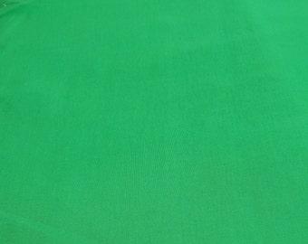 Dream Cotton-Kelley Green Cotton Fabric-DAMAGED