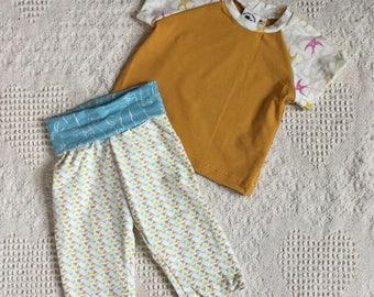 Save! Spring Shirt & Pant combo // baby shirt // toddler shirt // gender neutral shirt  //