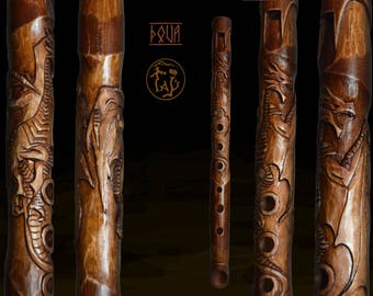 "Wooden flute A ""Dova"" Skyrime theme"