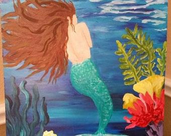 Mythical Mermaid