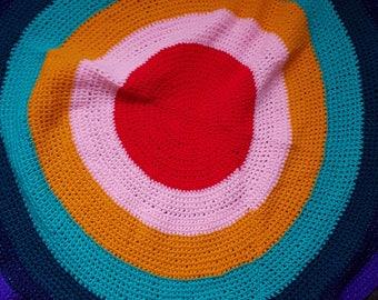 Infant child play rug. nursing, crawling,