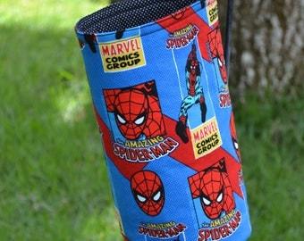 Spiderman Trash Bin - Large