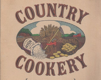 Country Cookery-Recipes of Many Lands  by Coralie Castle, Margaret Gin (Paperback) 1975