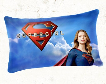 SUPERGIRL Cushion decorative pillow