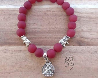Beadsbracelet, bracelet beads, bracelet Buddha, bracelet elephant, yoga bracelet