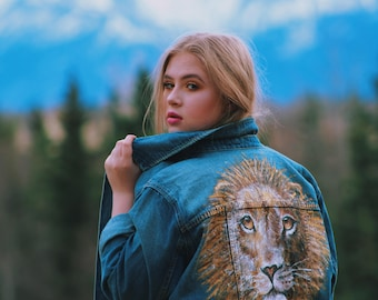Lion Jacket