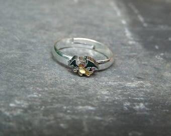 Small Cute Charizard Pokemon Ring