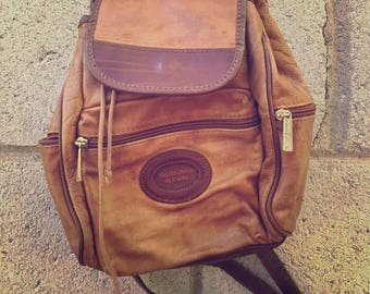 Vintage Valentino di Paolo small backpack