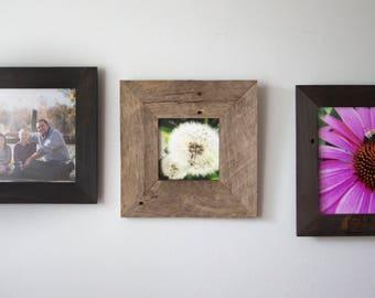 Nursery Decor - Dandelion Art - Wall Decor - Small Wall Art - Modern Wall Art - Framed Photograph - Dandelion Artwork - Small Wall Decor