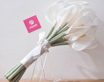 Bouquet Calle fabric