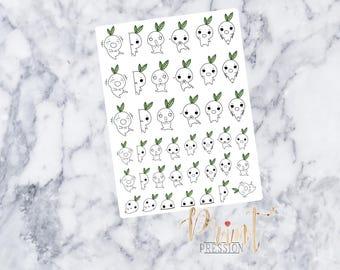 Loveable Emoti Sticker Pack