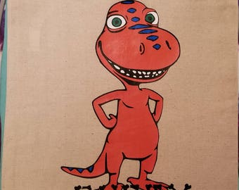 Dinosaur Train: Buddy Tote Bag