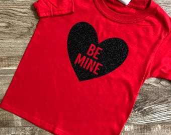 Be Mine - Red