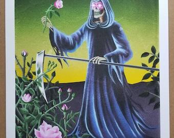 Reaper - art print