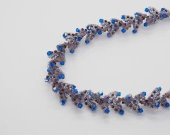 Swarovski crystals necklace Swarovski Crystal Necklace