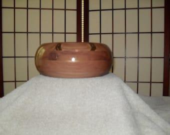 American Eastern Red Cedar Bowl (SDC11999)