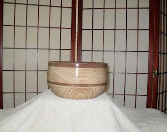 Sassafras and Walnut Bowl (SDC12015)