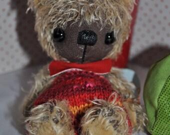 "Artist Teddy bear ""Jacob"""