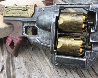 Steampunk Gun Perfect For Cosplay