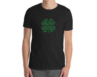 Saint St patricks day shamrock shirt lucky irish charm st pattys paddys day clover st patty day shirt green shamrock shirt