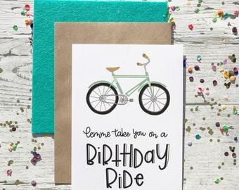 Birthday Ride