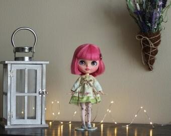 Blythe doll Custom blythe OOAK  Custom doll Ooak doll Collectible doll Gift