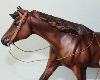 breyer western bridle