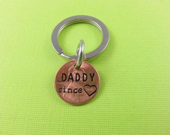 Daddy Keychain:
