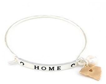 Home Bracelet South Carolina