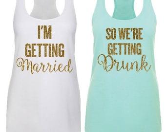 Personalized Bachelorette Shirts