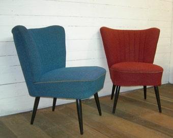 Italian armchairs years 40