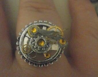 "Ring ""precious time"""