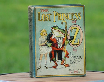 Lost Princess of Oz 1917