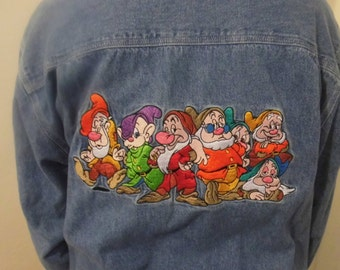 Disney woman's denim shirt / S80